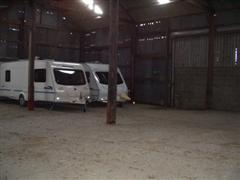 Indoor Touring Caravan Storage 2
